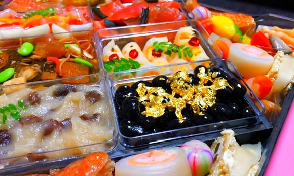 おせち料理の種類と作り方まとめ!縁起物を食べて運気を爆上げ